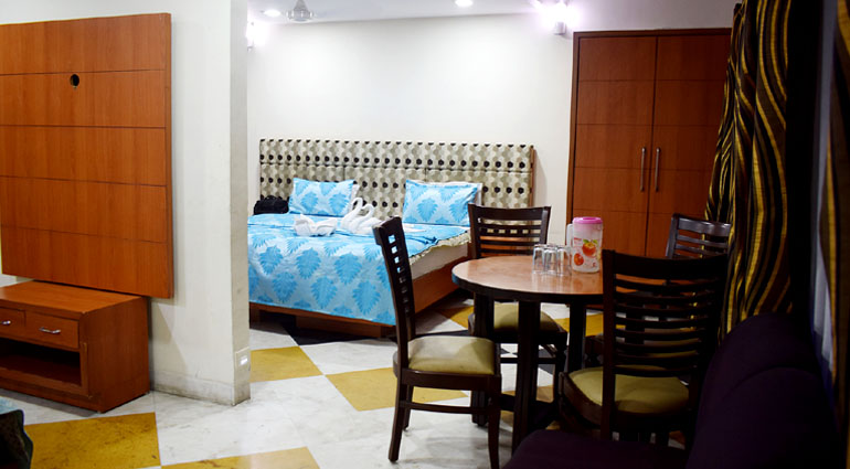 NON A/C Double Room